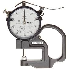 Kalibrasi Dial Thickness Gauge