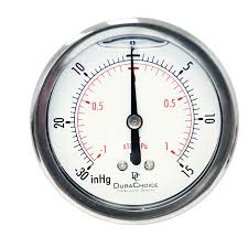Kalibrasi Compound Gauge