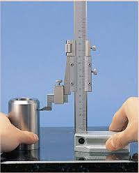 Kalibrasi Vernier Height Gauge